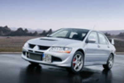 Mitsubishi Evolution VIII
