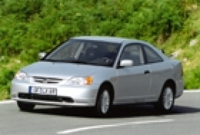 Honda Civic Coupé